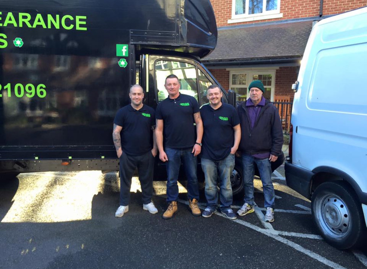 The Furniture Removals Southampton Team